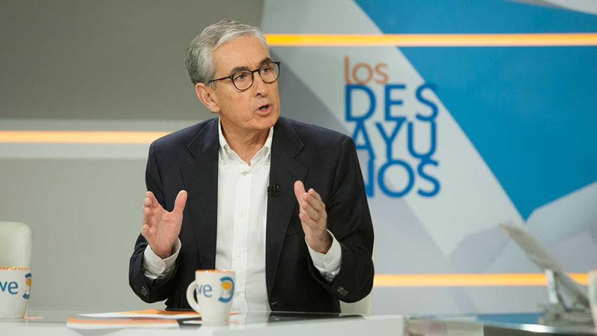 """Jáuregui advierte al PSC de que la decisión de abstenerse es """"política"""" y """"la política se rige por normas"""""""