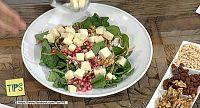 TIPS - Somos lo que comemos - Ganar peso de forma saludable