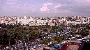 El Tiempo en la Comunidad de Madrid - 24/10/16