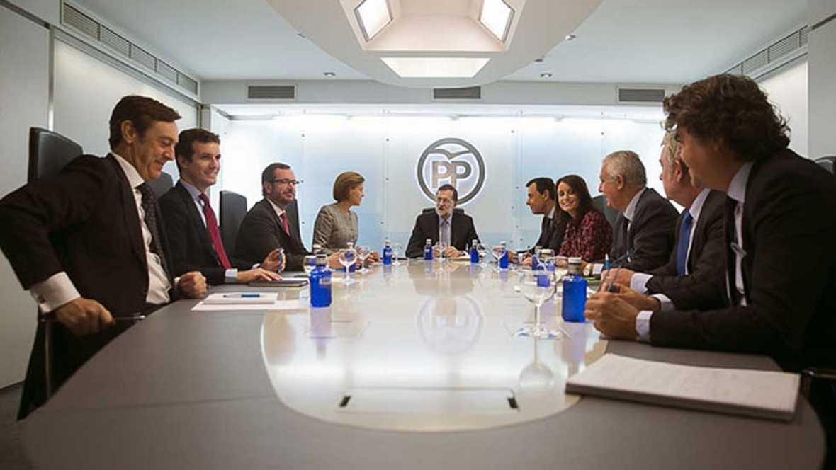 """Rajoy ve posible llegar a acuerdos con el PSOE si hay """"voluntad política"""""""