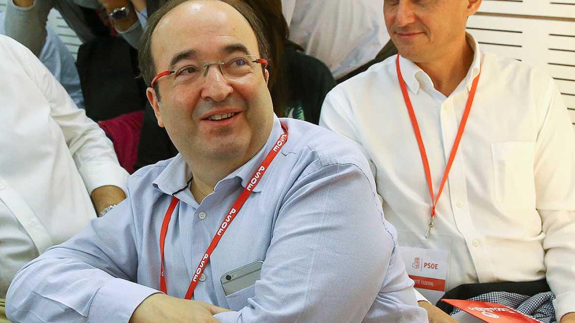 Sigue la división en el PSOE después de que algunos diputados insistan en romper la disciplina de voto