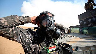 Continúa el cerco al Daesh en Mosul, Irak