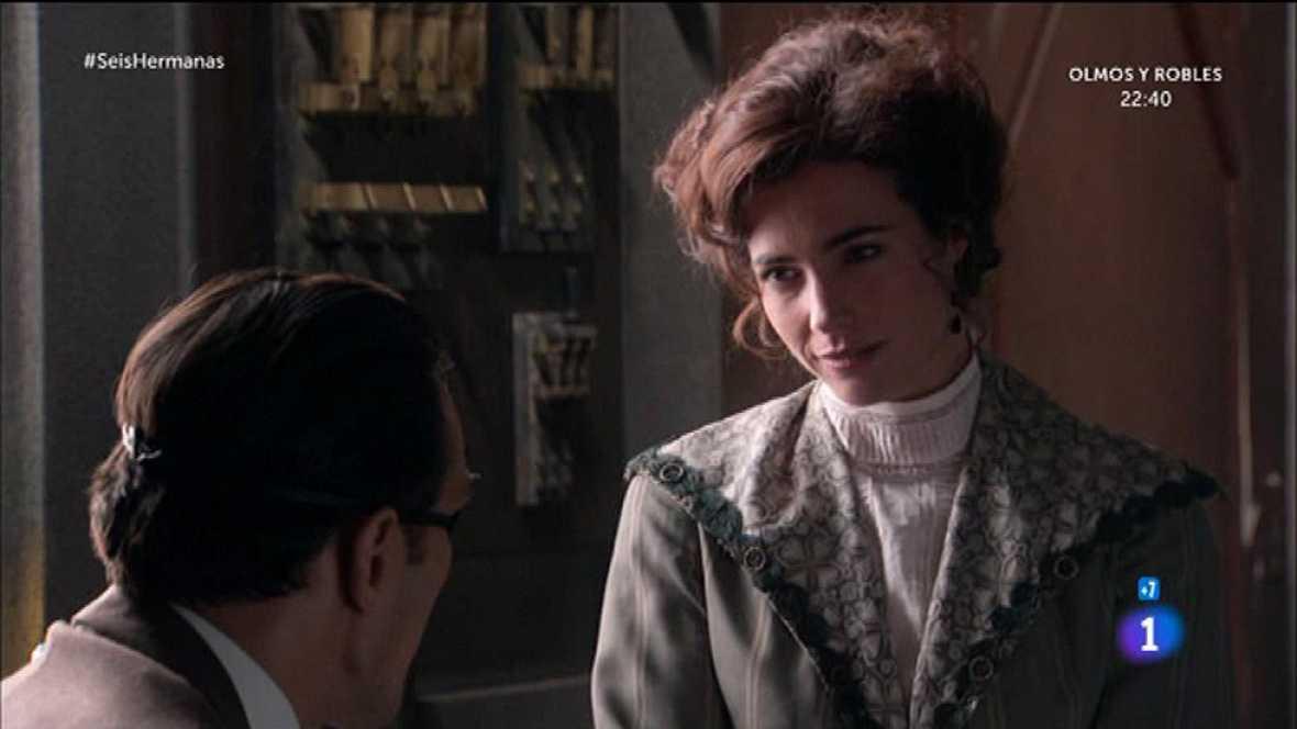 Soledad se une a Luis para desplumar a Gabriel
