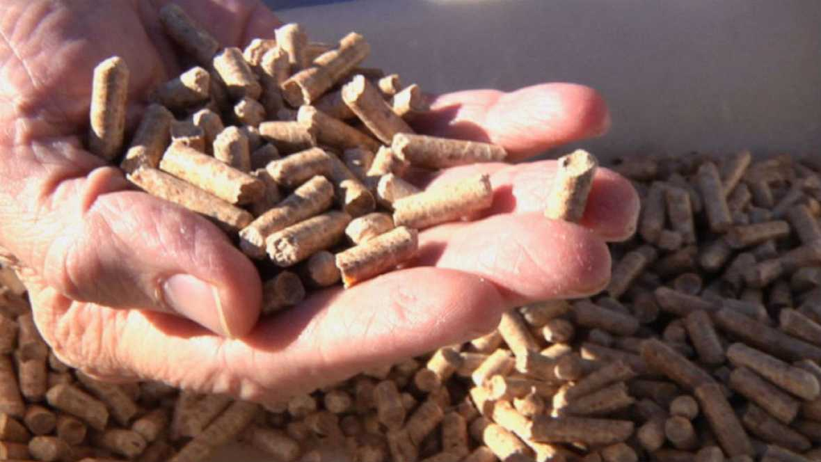 Pellet, un combustible eco