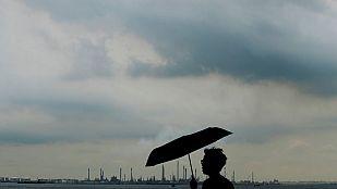 Lluvias fuertes en Canarias y moderadas en muchas áreas de Península