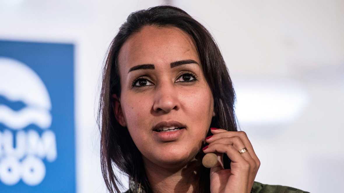 """Manal al-Sharif, una activista saud� por los derechos de las mujeres: """"Somos tratadas como menores"""""""