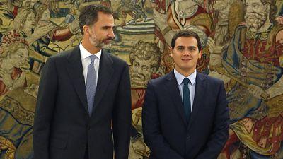 "Rivera cree que ser� una legislatura ""fruct�fera"" si PP y PSOE se suman a acuerdos"