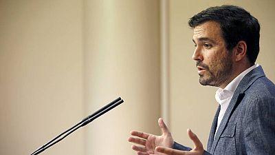 En Marea e IU acudirán a la manifestación 'rodea el congreso' prevista para el día de la investidura
