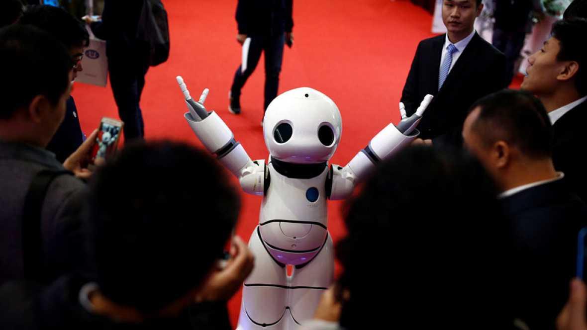 China se reivindica como el principal inventor de robots