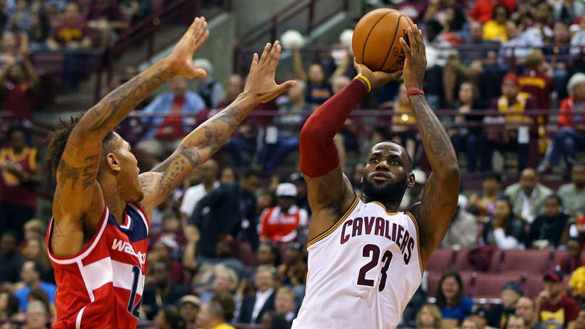 Empieza la NBA con un duelo Lebron James Pau Gasol