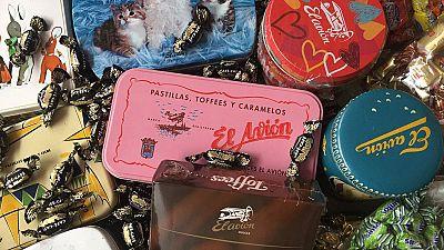 Elaborando dulces desde 1928