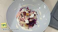 TIPS - Cocina - Ensalada de manzana, nueces y pasas