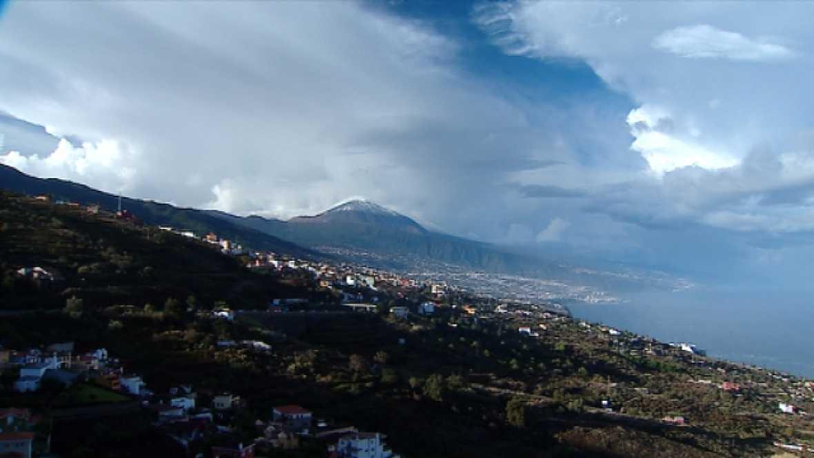 Efectos borrasca Tenerife