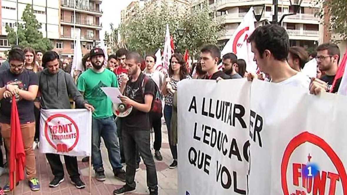 L'Informatiu - Comunitat Valenciana 2 - 26/10/16 - ver ahora