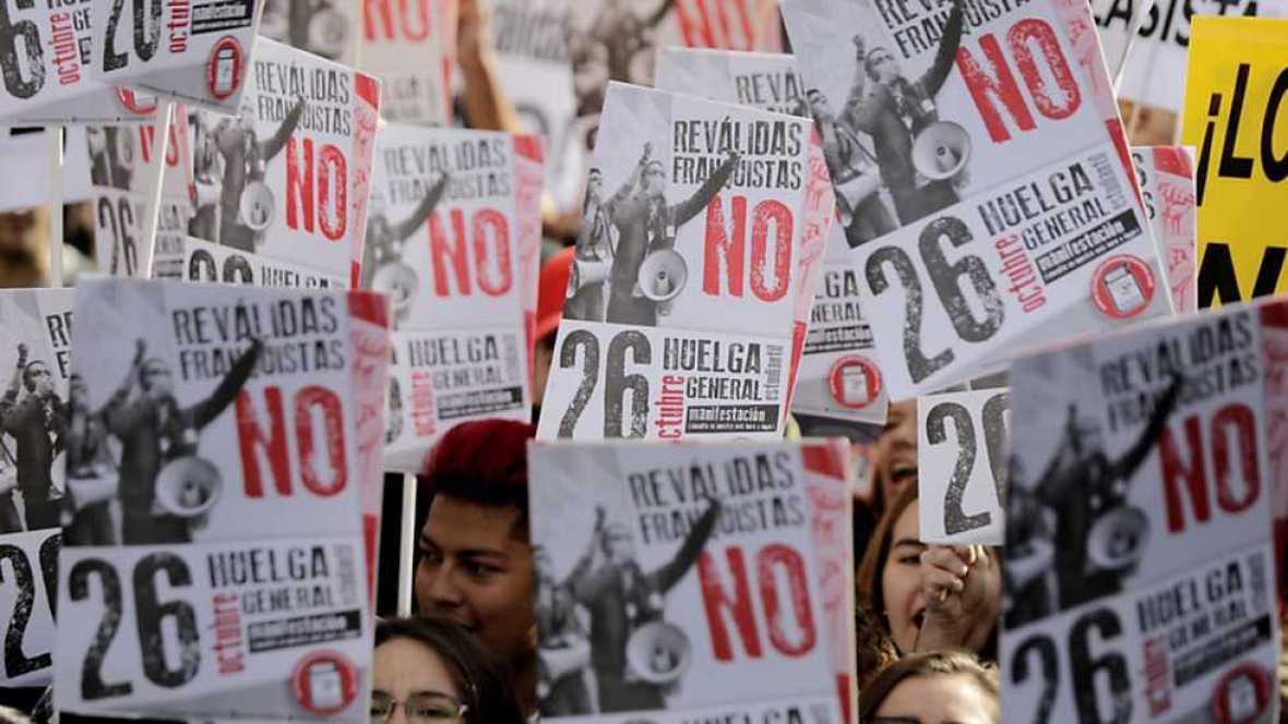 España en 24 horas - 26/10/16 - ver ahora