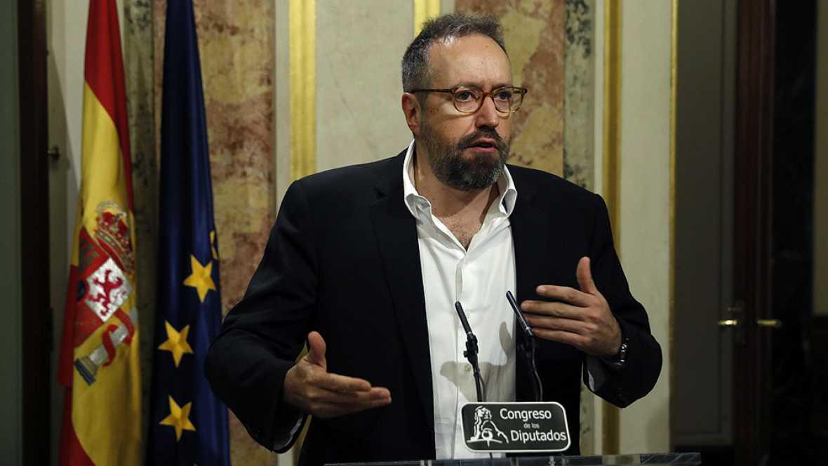 """Girauta califica del discurso de Rajoy de """"correcto"""" aunque también de """"conformista"""""""