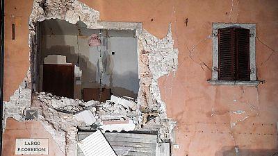 Tres terremotos sacuden el centro de Italia sin causar muertos