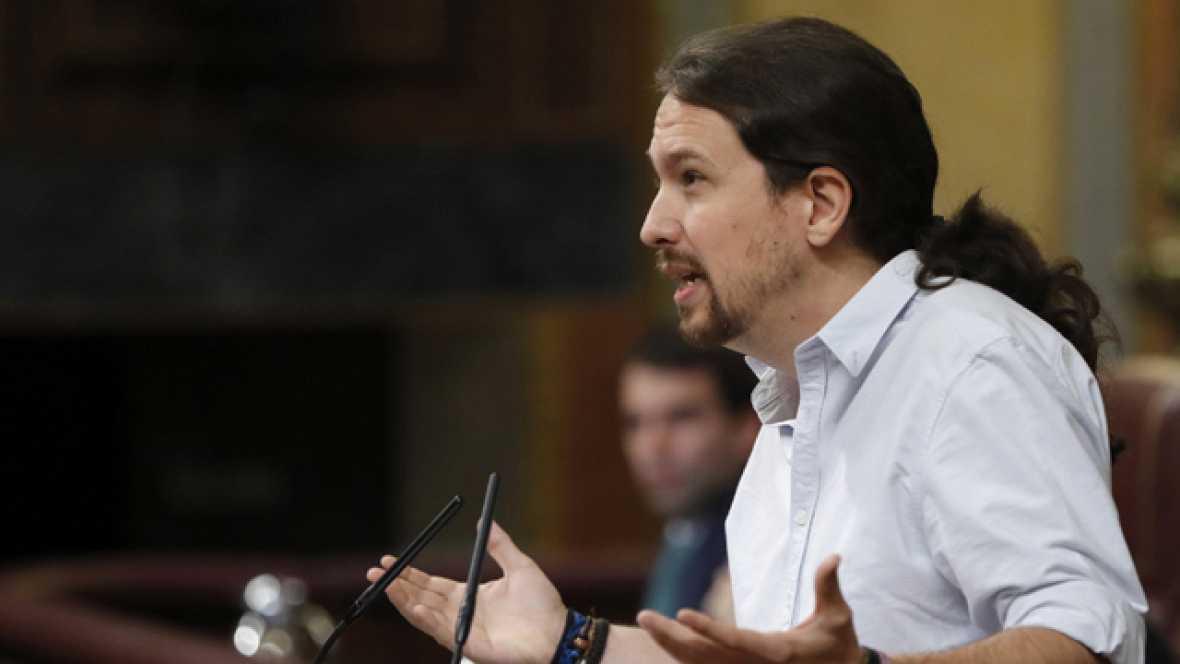 """Iglesias: """"Hay más delincuentes potenciales en esta Cámara que ahí fuera"""""""
