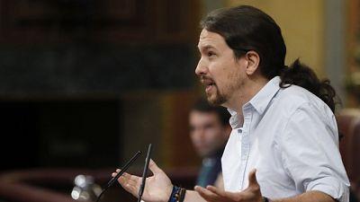 """Iglesias: """"Hay m�s delincuentes potenciales en esta C�mara que ah� fuera"""""""