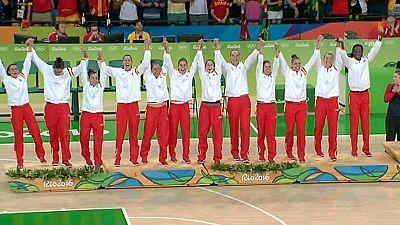 Baloncesto femenino - Reportaje: Segle XXI - ver ahora