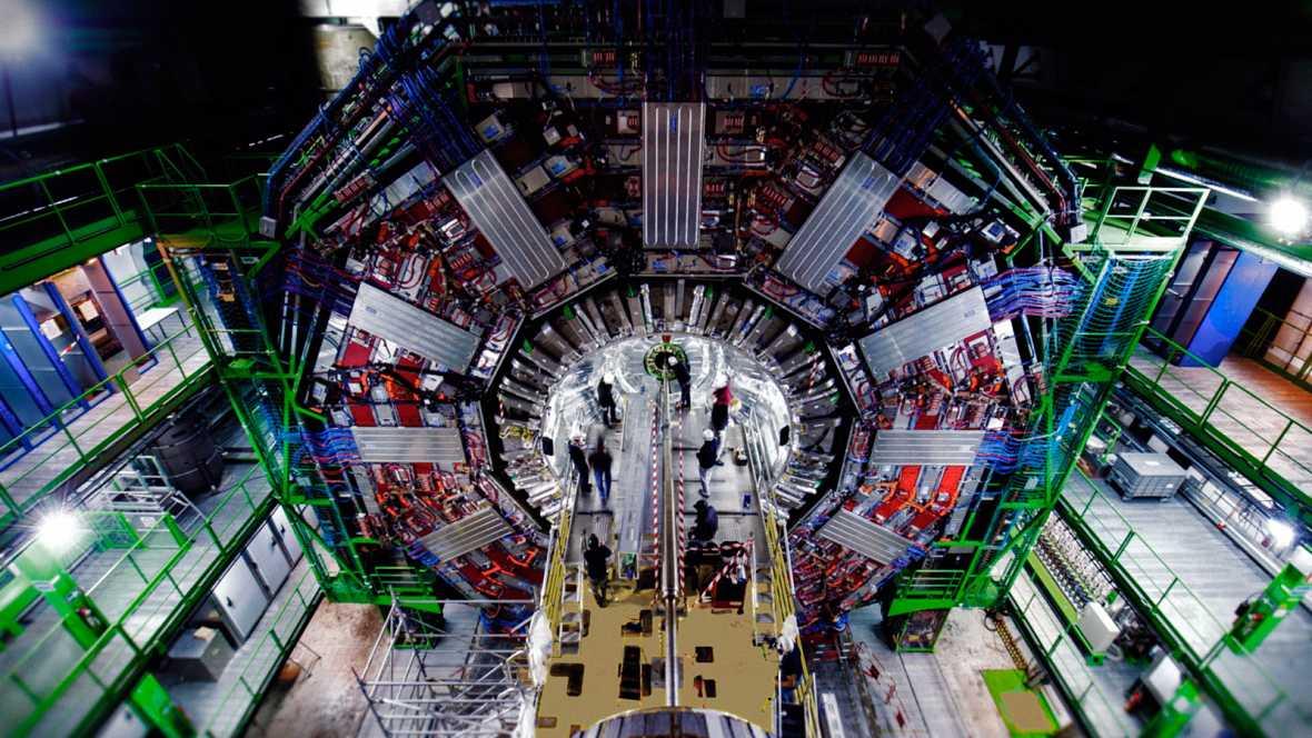 A siete metros del Big Bang - avance