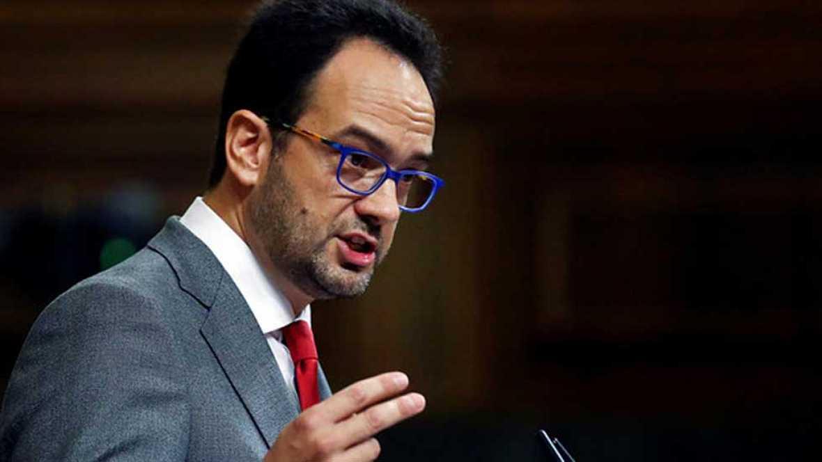 El PSOE defiende su abstención como único medio para evitar elecciones