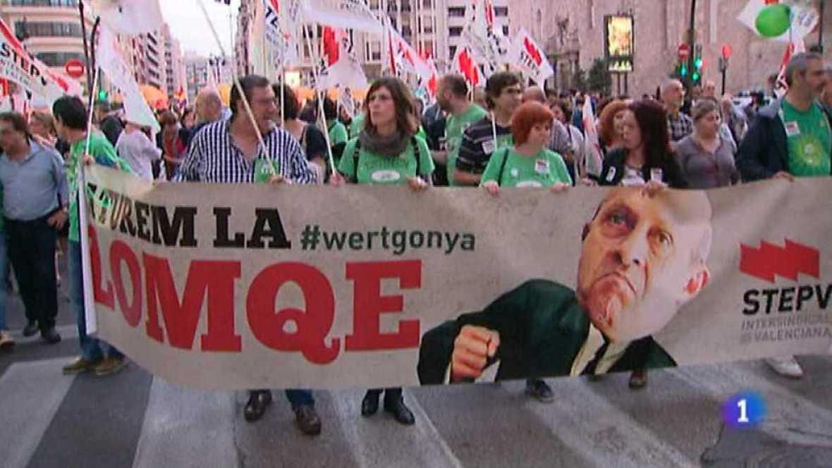La Comunidad Valenciana en 2' - 27/10/16 - ver ahora