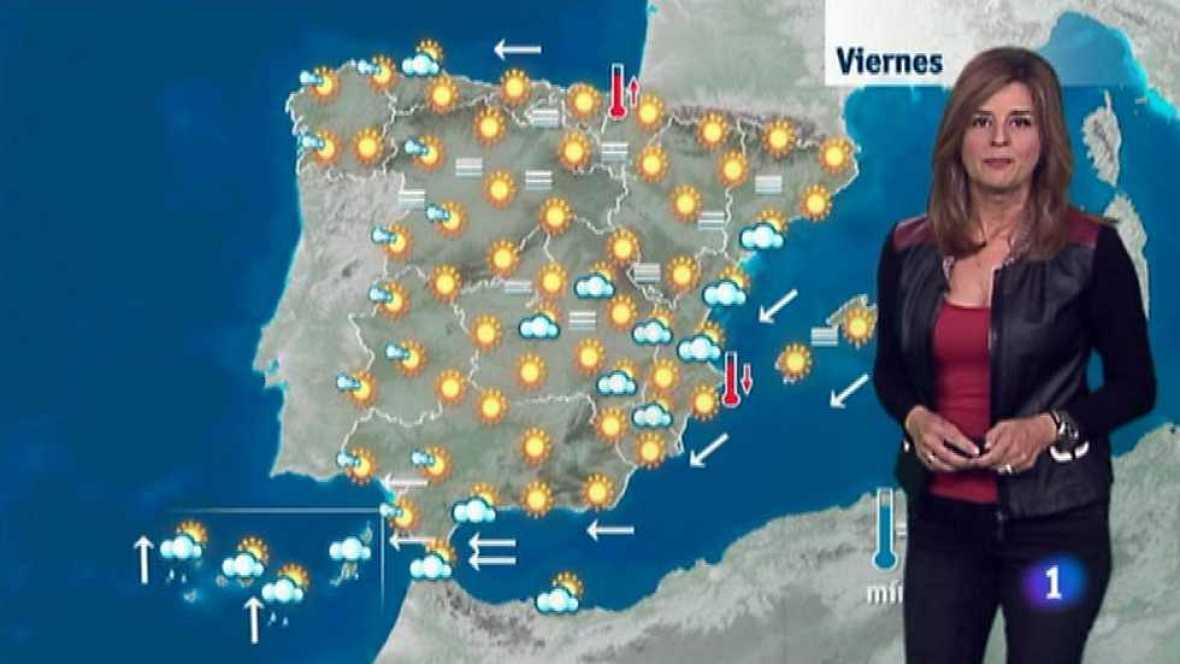 El tiempo en la Comunidad Valenciana - 27/10/16 - ver ahora