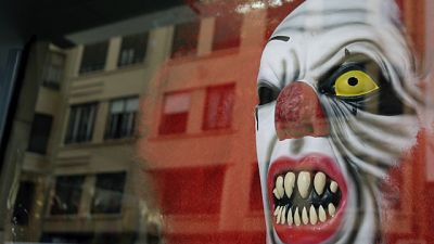 La policía quiere atajar la moda de los payasos diabólicos en Halloween