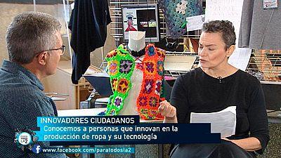 Para Todos La 2 - Innovadores sociales. Antonella Broglia: El mundo de la moda