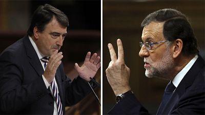 """Esteban, a Rajoy """"Si bien me quieres, Mariano, da menos leña y más grano"""""""