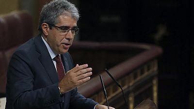 "Homs, a Rajoy: ""En sus manos est� mantener la confrontaci�n o abrir el di�logo"""