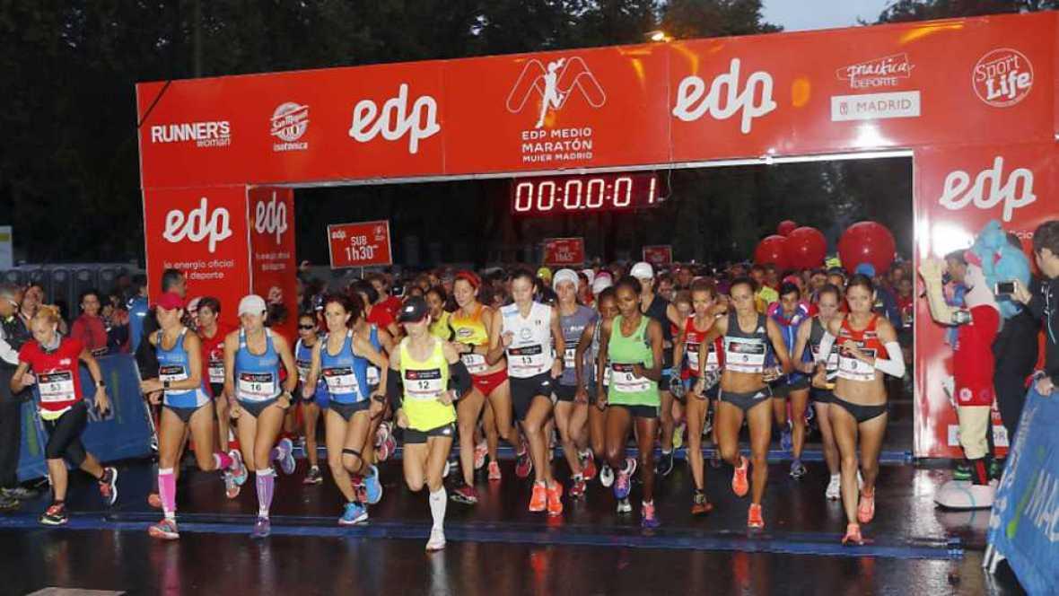 Atletismo - Medio Maratón de la mujer Madrid