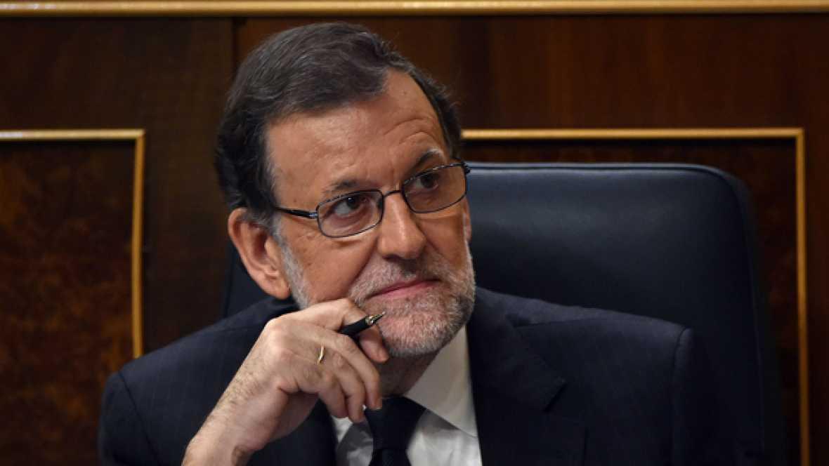 Rajoy no obtiene la mayor�a absoluta y ser� investido el s�bado con la abstenci�n del PSOE