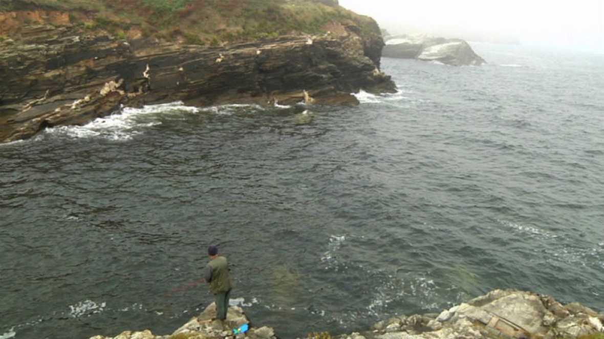 Chano, pescador responsable