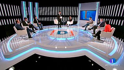 El Debat de La 1 - El posicionament del PSC en el debat d'investidura i l'enfrontament amb el PSOE