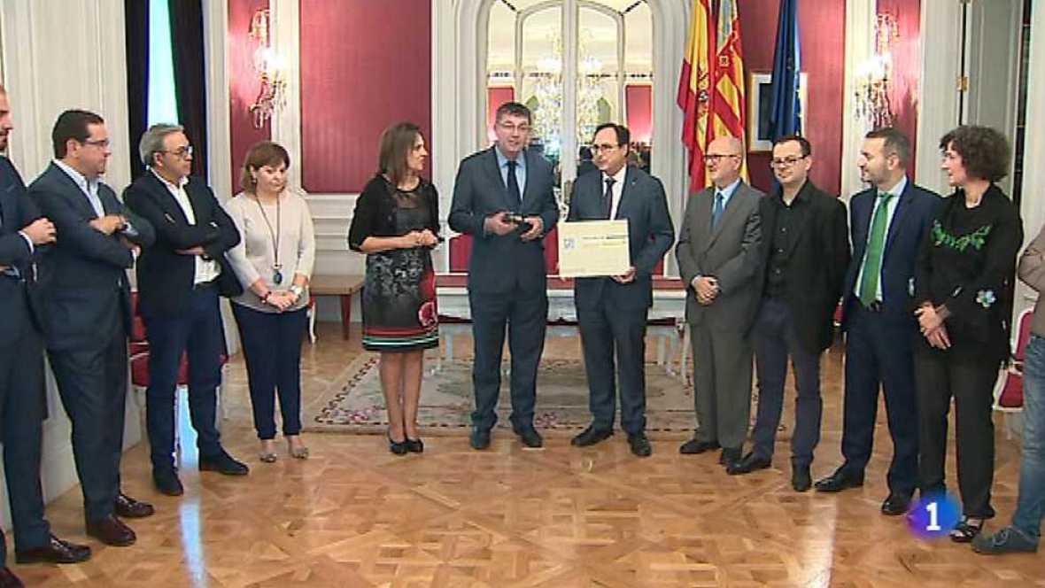 L'Informatiu - Comunitat Valenciana - 28/10/16 - ver ahora