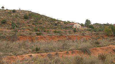 La Guardia Civil encuentra el cadáver de una joven en las inmediaciones de Chella, Valencia