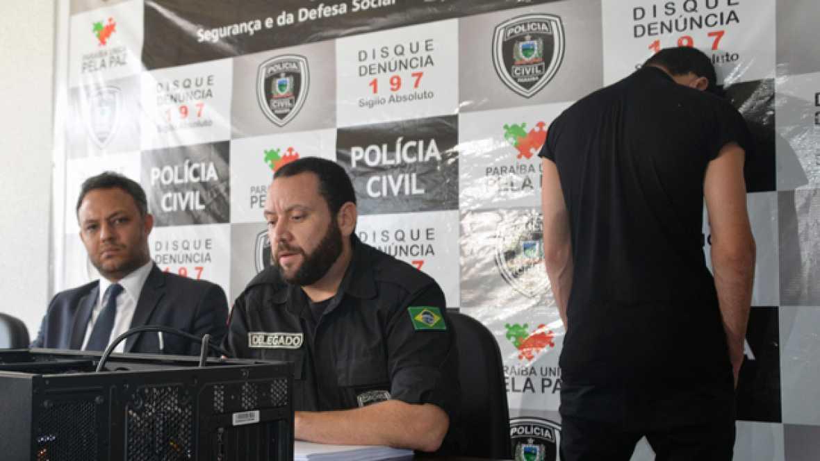 La Policía brasileña detiene a un joven por su presunta implicación con el crimen de Pioz