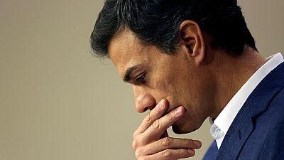 Pedro Sánchez renuncia como diputado