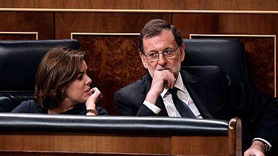 Rajoy solo necesita mayoría simple
