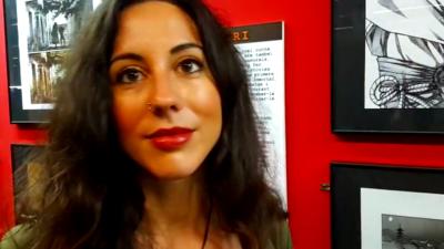 Belén Ortega es la autora del cartel del Salón Manga 2016
