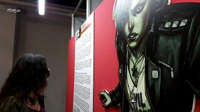 La ilustradora Belén Ortega es la autora del cartel del Salón Manga 2016