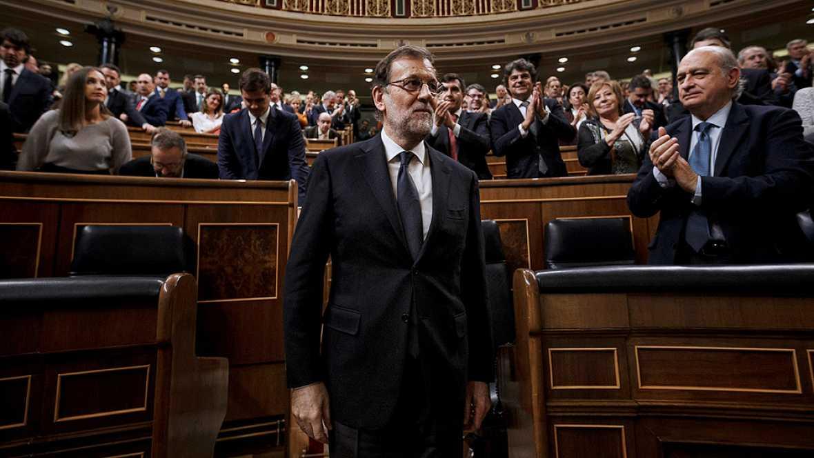 Rajoy dará a conocer su gobierno el próximo jueves 3 de noviembre por la tarde