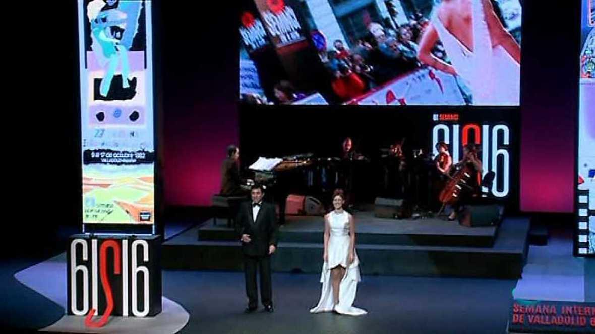 61º Festival de Cine de Valladolid - Gala de clausura SEMINCI 2016 - Ver ahora