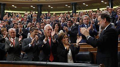 La legislatura echa a andar con un Gobierno en minoría