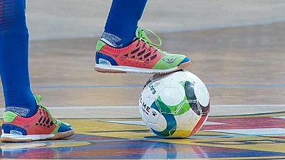Fútbol Sala - Liga Nacional 4ª jornada: FC Barcelona - Gran Canaria - ver ahora