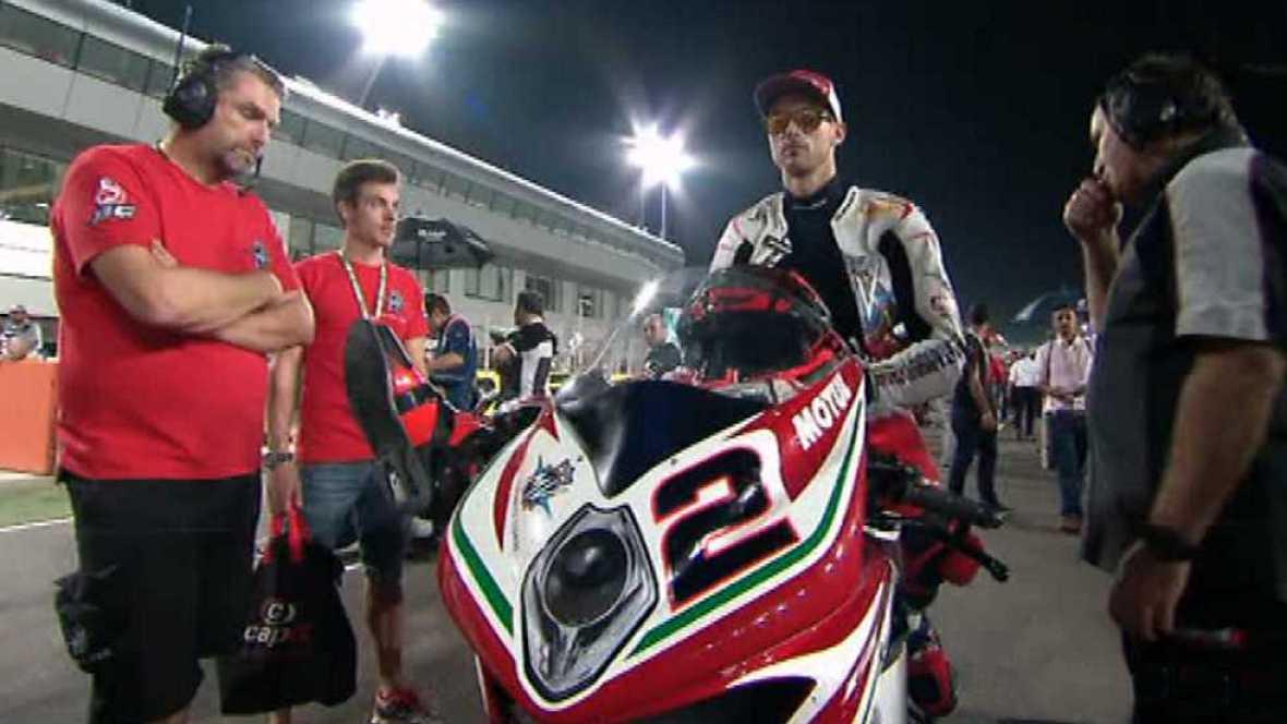 Superbike - Campeonato del Mundo WSBK 2ª carrera desde Catar - ver ahora