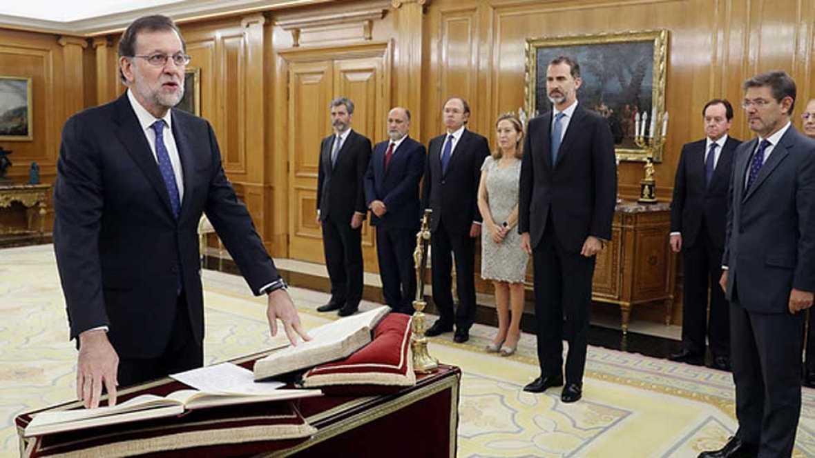 Mariano Rajoy anunciará el jueves los ministros de su próximo Ejecutivo