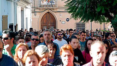 El joven de 21 años detenido tras confesar ser el autor del crimen de la menor de 15 años en el municipio de Chella, Valencia